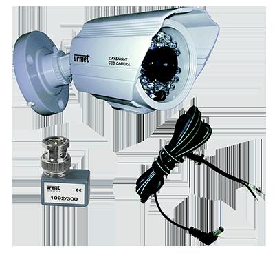 Cam ra de surveillance urmet kitnote - Camera de surveillance discrete ...